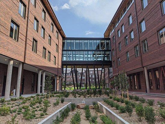 higher education - DU dimond family residential village-2